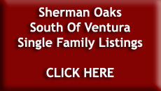 Sherman Oaks Single Family Homes For Sale Sould Of Ventura