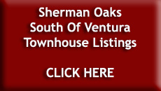 Search for a Sherman Oaks Townhouse South Of Ventura
